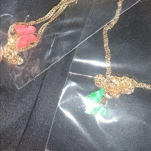 Match necklaces (2 necklaces for $7)